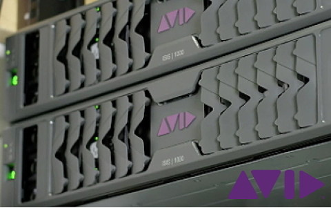AVID STORAGE VIDEO SHOWCASES THIRD-PARTY SYSTEMS