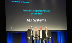 Regional Partner of the Year Award